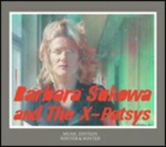 CD Devouring Time Barbara Sukova , X-Patsys