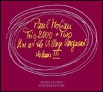 CD Live at the Village Vanguard vol.3 di Paul Motian