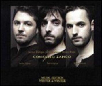 Foto Cover di Forma Antiqua, CD di Concerto Zapico, prodotto da Winter & Winter