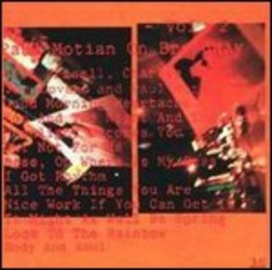 CD On Broadway vol.2 di Paul Motian