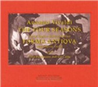 CD The Four Seasons Uri Caine , Theo Bleckmann