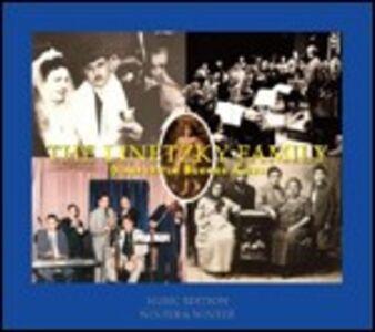 Foto Cover di Diaspora in Buenos Aires, CD di Linetzky Family, prodotto da Winter & Winter