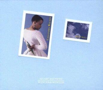 Foto Cover di Blue Skies, CD di Cassandra Wilson, prodotto da Winter & Winter