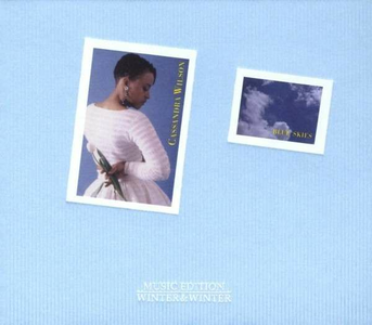 CD Blue Skies di Cassandra Wilson