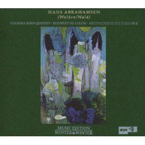 CD Walden-Wald di Hans Abrahamsen