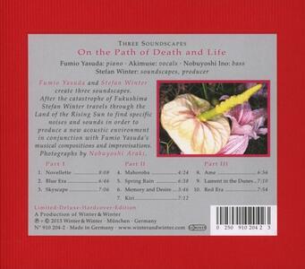 On the Path of Death and Life - CD Audio di Fumio Yasuda - 2