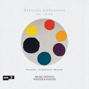 Dir-In Dir - CD Audio di Stefano Gervasoni,Exaudi