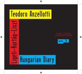 Hungarian Diary - CD Audio di Teodoro Anzellotti