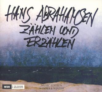 Zählen und Erzählen - CD Audio di Hans Abrahamsen