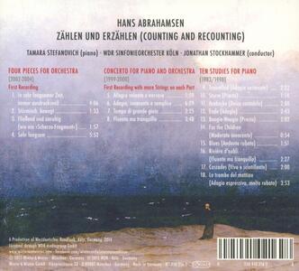 Zählen und Erzählen - CD Audio di Hans Abrahamsen - 2
