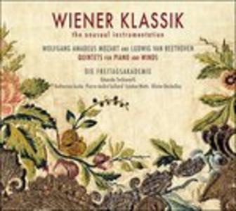CD Wiener Klassik. The Unusual Instrumentation Ludwig van Beethoven , Wolfgang Amadeus Mozart