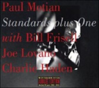 Foto Cover di Standards Plus One, CD di Paul Motian, prodotto da Winter & Winter