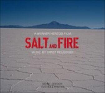 CD Salt and Fire (Colonna Sonora) di Ernst Reijseger