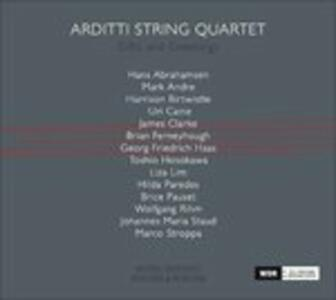 Gift and Greetings - CD Audio di Arditti String Quartet