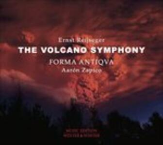 The Volcano Symphony - CD Audio di Ernst Reijseger,Aaron Zapico,Forma Antiqva