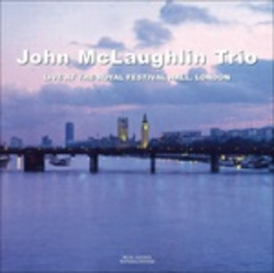 Vinile Live at Royal Festival Hall, London John McLaughlin