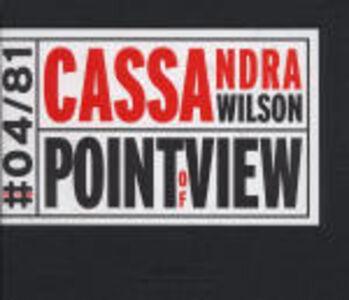 Foto Cover di Point of View, CD di Cassandra Wilson, prodotto da Winter & Winter