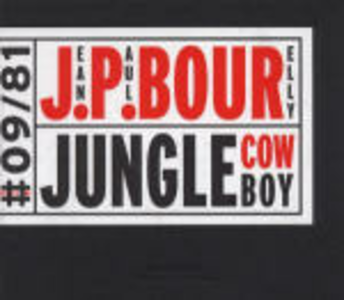 CD Jungle Cowboy di Jean-Paul Bourelly