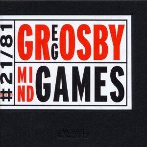 Mindgames - CD Audio di Greg Osby