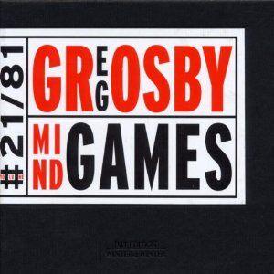 CD Mindgames di Greg Osby