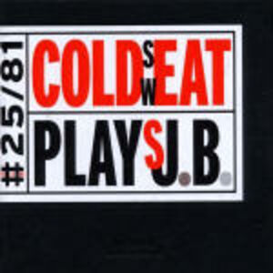 CD Coldsweat plays J.B.