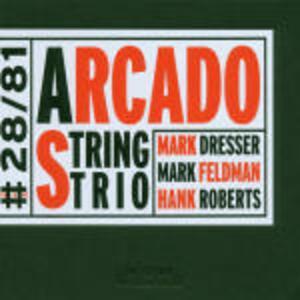 Arcado String Trio - CD Audio di Arcado String Trio