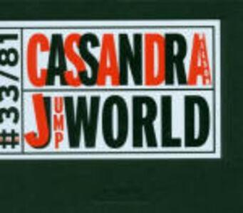 CD Jump World di Cassandra Wilson