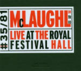 CD Live at the Royal Festival Hal di John McLaughlin (Trio)