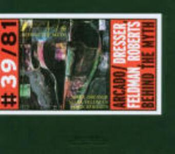 CD Behind the Myth di Arcado String Trio
