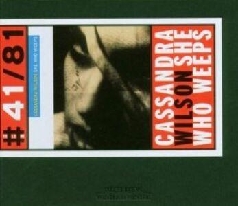 CD She Who Weeps di Cassandra Wilson