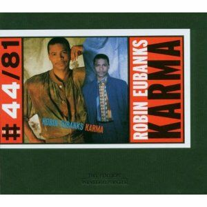 Foto Cover di Karma, CD di Robin Eubanks, prodotto da Winter & Winter