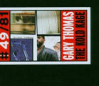 CD The Cold Cage di Gary Thomas