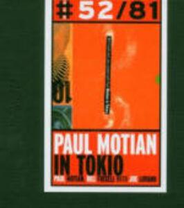 CD Paul Motian in Tokio di Paul Motian