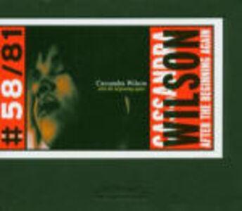 Foto Cover di After the Beginning Again, CD di Cassandra Wilson, prodotto da Winter & Winter