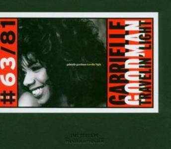 CD Travelin' Light di Gabrielle Goodman