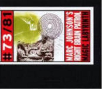 CD Magic Labyrinth di Marc Johnson