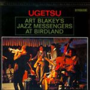 CD Ugetsu Art Blakey , Jazz Messengers