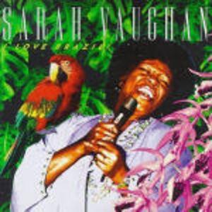 CD I Love Brazil! di Sarah Vaughan