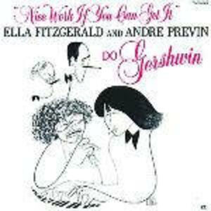 Foto Cover di Nice Work if You Can Get it. Ella Fitzgerald and André Previn do Gershwin, CD di Ella Fitzgerald,André Previn, prodotto da Concord
