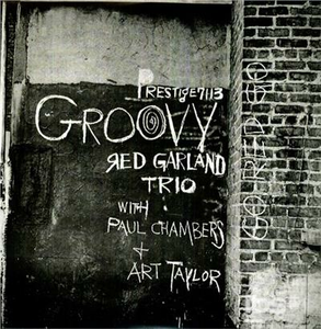 Vinile Groovy Red Garland