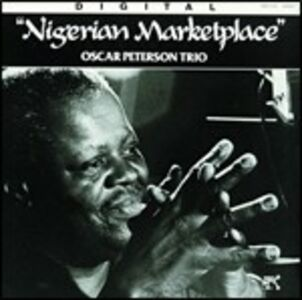 CD Nigerian Marketplace di Oscar Peterson