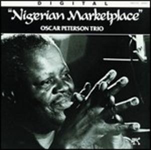 CD Nigerian Marketplace di Oscar Peterson