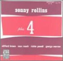 Plus 4 - Vinile LP di Sonny Rollins