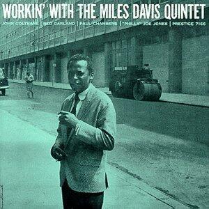 Workin' With - Vinile LP di Miles Davis