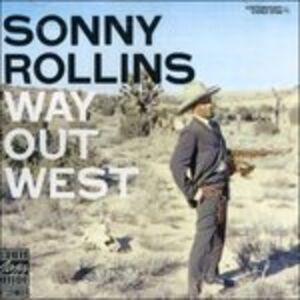 Vinile Way Out West Sonny Rollins