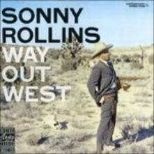 Way Out West - Vinile LP di Sonny Rollins