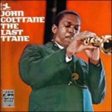 Last Trane - Vinile LP di John Coltrane