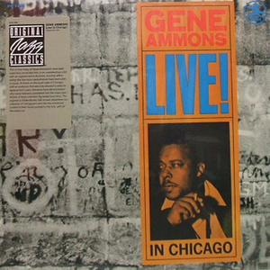 Vinile Live In Chicago Gene Ammons
