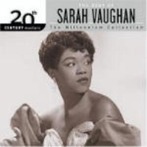The Best of Sarah Vaughan - CD Audio di Sarah Vaughan