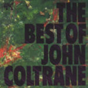CD The Best of John Coltrane di John Coltrane
